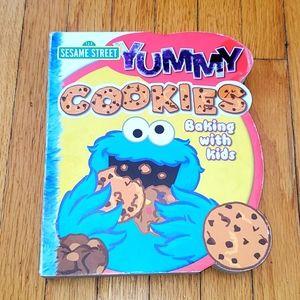 Sesame street cookies 🍪